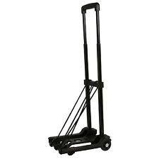 IMPORTED PORTABLE LUGGAGE TROLLEY (4 COLORS AVAILABLE)