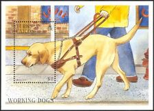 Turks & Caicos 1996 Working Dogs/Labrador Guide Dog/Blind/Animals 1v m/s (s627)