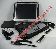 "PANASONIC TOUGHBOOK CF18 MK5 60 GB 1.20 GHz 1.56GB 10,4""DVD BTH GPS 3G SATNAV K2"