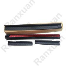For MOPAR JK 4 DOOR OEM JEEP WRANGLER BLACK PLASTIC DOOR ENTRY SILL GUARDS