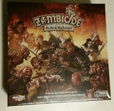 Cool Mini or Not - Zombicide - Black Plague Board Game new in box