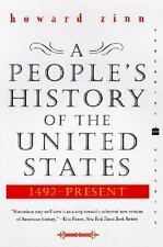 A People's History of the United States by Howard Zinn (2003, Paperback,...