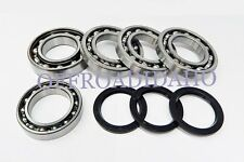 FRONT DIFFERENTIAL BEARING & SEAL KIT POLARIS 2008 2009 2010 RZR 800 4X4 4WD