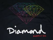 Diamond Supply Co All For One Multi Diamond Large L Un-Polo Cassie Navy Grizzly