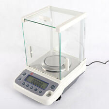 120g 0.1mg analytical balance lab digital scale four decimal scale 0.0001g 120G