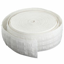 50 Meters Roll 0f Curtain Heading Header Tape~Pencil Pleat 75mm(3 Inch) Wide