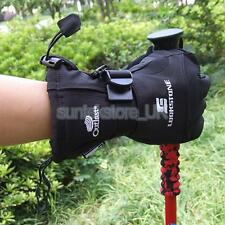 Men's Waterproof Winter Thermal Fleece Warm Ski Outdoor Sports Gloves Mitts