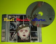 CD Singolo KORN Twisted transistor 2005 VIRGIN RECORDS 094634746021  mc dvd (S6)