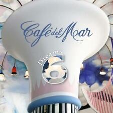Cafe Del Mar-Dreams 6 von Various Artists (2014), Neuware, CD