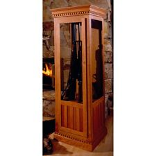 Cherry Gun Cabinet Plan - Media   Woodworking Plans   Indoor Project Plans