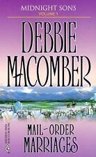 Mail-Order Marriages (Brides for Brothers/Marriage Risk) - Debbie Macomber (PB)