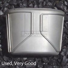 US GI CANTEEN CUP 1qt Winged Handles Stainless Steel- Used VG Military Issue