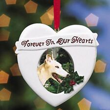 "Memory Photo Ornament- ""Forever in Our Hearts"""