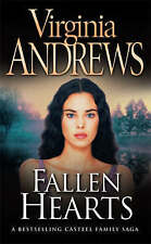 Fallen Hearts (Casteel Family 3), By Virginia Andrews,in Used but Acceptable con