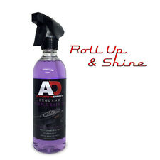"Autobrite Purple Rain Wheel Cleaner 500ml & 1"" Valet Pro Detail Brush"