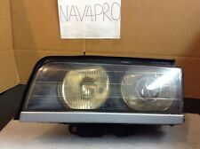 1995 1996 1997 1998 1999 BMW 740iL Left Head Light Lamp #A76 63.12-8