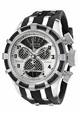 Invicta 17464 Bolt Swiss Made Retrograde Day Date Chronograph Cage Dial Watch