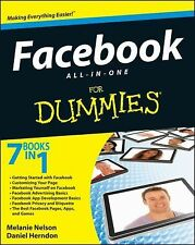 Facebook All-in-One For Dummies, Herndon, Daniel, Nelson, Melanie, Acceptable Bo
