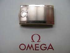 Brand New Omega Rose Gold Plated 16mm Bracelet Clasp Cover