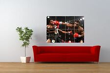 PHOTO SPORT ACTION BOXING IRON MIKE TYSON KNOCKOUT GIANT PRINT POSTER NOR0975