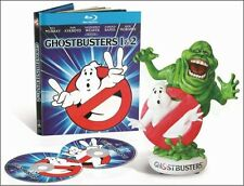 Ghostbusters/Ghostbusters 2 (Blu-ray Disc, 2014, 2-Disc Set, UltraViolet Include