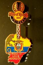 HRC hard rock cafe Cologne colonia Rock 'n ecuador Guitar le400 Iguana