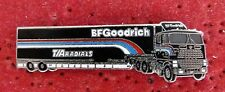 PIN'S COURSE USA NASCAR TRUCK CAMION TRANSPORT BF GOODRICH EGF