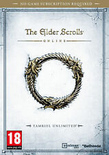 The Elder Scrolls Online Tamriel Unlimited PC /Mac TESO Full Game - DOWNLOAD KEY