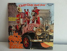 LES PIEDS DE POULE Chitty chitty bang bang 49049 Photo voiture