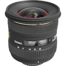 Sigma 10-20mm f/4-5.6 EX DC HSM Lens - Sony Fit