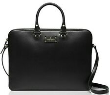 New $395 - Kate Spade - Wellesley Tanner Brief Laptop Bag Briefcase - WKRU1657