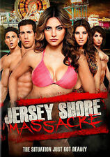 Jersey Shore Massacre   --BRAND NEW FACTORY SEALED-B4