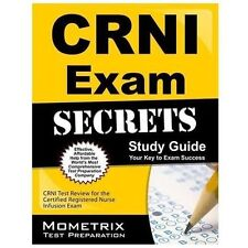 CRNI Exam Secrets Study Guide : CRNI Test Review for the Certified Registered...