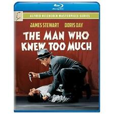 THE MAN WHO KNEW TOO MUCH (NEW BLU-RAY)