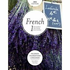 Foundations French 1 (Palgrave Foundations Languages)  BOOK NEW