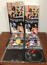 The Jazz Singers Smithsonian Collection of Jazz Vocals 1919-1994 5 CD Box Set