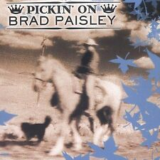 Pickin' on Brad Paisley by Pickin' On (CD, Nov-2003, CMH Records) - Disc Only