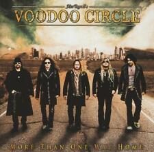 VOODOO CIRCLE - MORE THAN ONE WAY HOME     - CD NEU