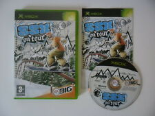 SSX ON TOUR - MICROSOFT X BOX - JEU XBOX COMPLET