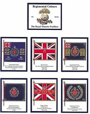 Royal Munster Fusiliers  1st Series of Regimental Trade Cards Sent Post Free