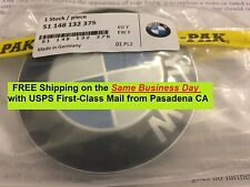 New OEM BMW Roundel Emblem Hood/Trunk 82mm 2pin- On Sale for a short time!!!!