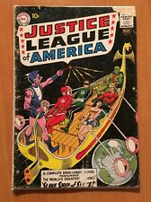 Justice League Of America 3 DC 1961 Silver Age JLA Batman Superman Wonder Woman