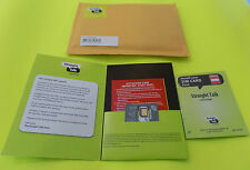 Straight Talk Standard/Micro SIM Card Kit for AT&T With USPS TRACKING-COMPLETE