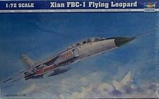Trumpeter 1/72 Xian Flying Leopard Chinese Supersonic Bomber FBC-1