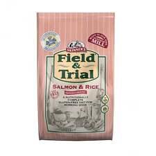 2 X 15kg Skinners Campo & juicio Salmón & Rice Hipoalergénico comida de perro £ 27.25 cada uno