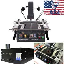 Rework Station IR 6500 BGA Air Infrared Repair Reflow Reball Soldering Machine