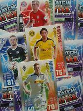 Match Attax 15 16, 6 Basiskarten zum Aussuchen!