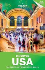 Travel Guide: Lonely Planet Discover USA by Amy C. Balfour, Sara Benson, Sandra…