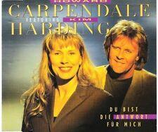Howard Carpendale Du bist die Antwort für mich (1994, feat. Kim Hard.. [Maxi-CD]