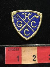 HGCC Patch ~ Unidentified Golf And Country Club C60L